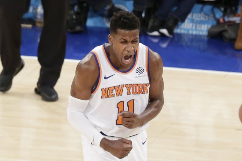 Dallas Mavericks sign ex-New York Knicks guard, No. 8 pick Frank Ntilikina