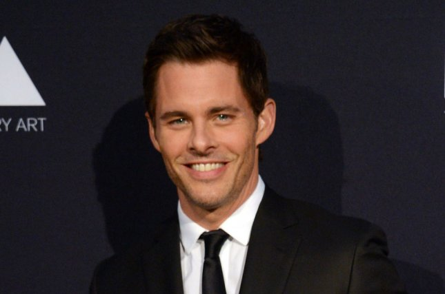 James Marsden at the Museum of Contemporary Art gala on May 14. File Photo by Jim Ruymen/UPI