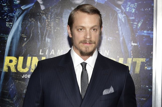 Altered Carbon star Joel Kinnaman. Netflix is developing an anime series based on the sci-fi drama. File Photo by John Angelillo/UPI