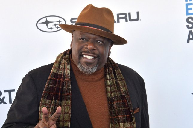 Cedric the Entertainer is set to host the 73rd annual Emmy Awards on Sunday. File Photo by Jim Ruymen/UPI