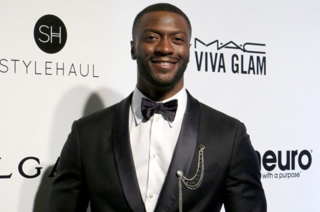 Actor Aldis Hodge will be seen in Season 4 of Black Mirror. File Photo by Howard Shen/UPI