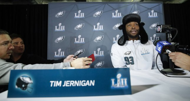 Eagles' Jernigan to miss 4-6 months after back surgery