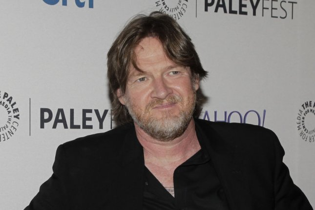 Donal Logue arrives on the red carpet when the 2nd Annual Paley Fest presents Gotham at The Paley Center for Media on October 18, 2014. Logue has asked for his missing teen to come home on Twitter. File Photo by John Angelillo/UPI