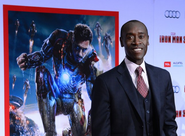 Don Cheadle has signed on for a role in Steven Soderbergh's No Sudden Move. File Photo by Jim Ruymen/UPI
