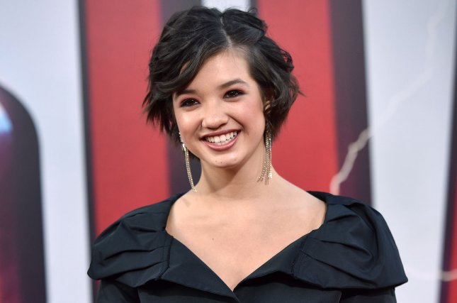 Peyton Elizabeth Lee stars in the new trailer for Doogie Kamealoha, M.D. File Photo by Chris Chew/UPI