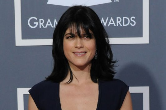 Selma Blair at the 53rd Grammy Awards in February 2011. The actress will portray Kris Jenner on 'American Crime Story: The People vs. O.J. Simpson.' File photo by Jim Ruymen/UPI