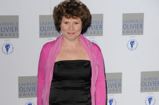 British actress Imelda Staunton is to appear in the upcoming Downton Abbey movie. File Photo by Rune Hellestad/UPI