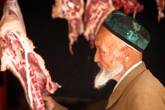 Uighurs, a Turkic minority of Central Asian background in China, have been under state surveillance as Islamic sites of worship are being partly or completely destroyed. File Photo by Stephen Shaver/UPI