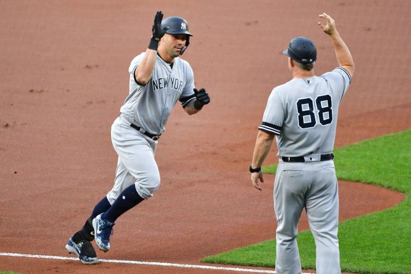 promo code 3732a 7ffce Watch: Gary Sanchez's 10th-inning home run leads New York ...