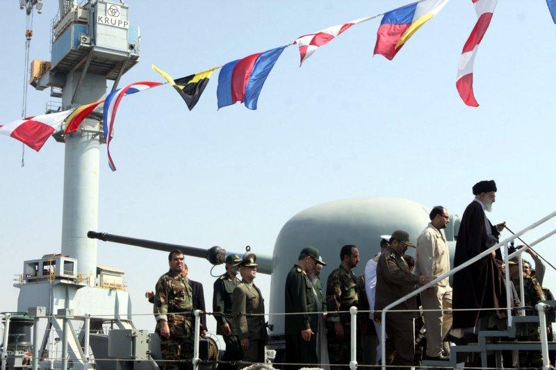 Israel, Iran deploy warships in Red Sea