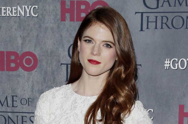 Rose Leslie arrives on the red carpet at the Game Of Thrones Season 4 premiere at Avery Fisher Hall at Lincoln Center in New York City on March 18, 2014. UPI/John Angelillo