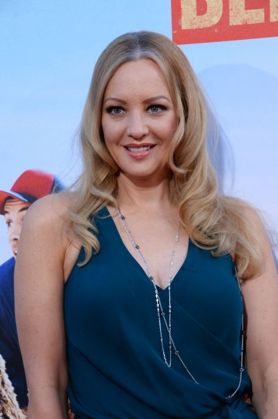 Cast member Wendi McLendon-Covey attends the premiere of the motion picture comedy Blended in Los Angeles on May 21, 2014. The actress' sitcom The Goldbergs has been renewed for two more seasons. File Photo by Jim Ruymen/UPI