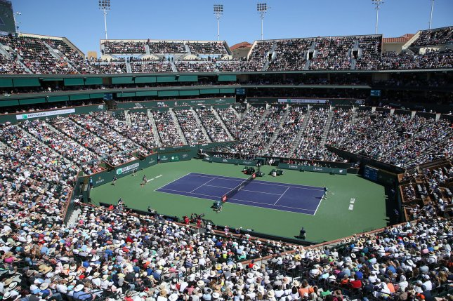 The BNP Paribas Open at Indian Wells Tennis Garden in Indian Wells, Calif., is the most-attended professional tennis tournament in the world, outside of the four Grand Slams. File Photo by David Silpa/UPI