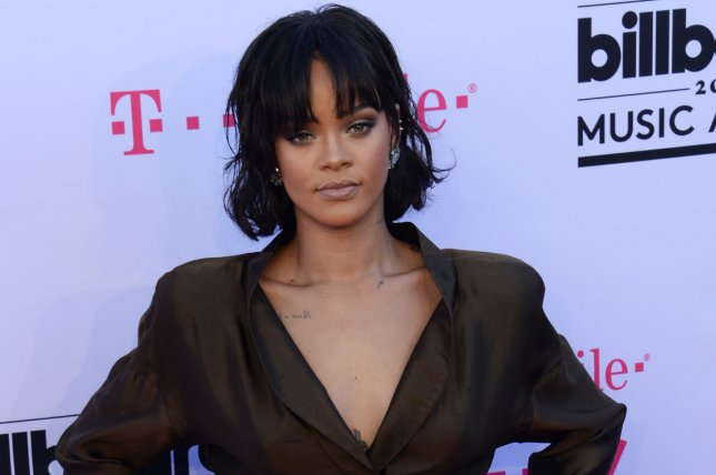 Rihanna attends the Billboard Music Awards on May 22, 2016. On-again/off-again couple Rihanna and Drake have called it quits, sources close to the couple said. File Photo by Jim Ruymen/UPI
