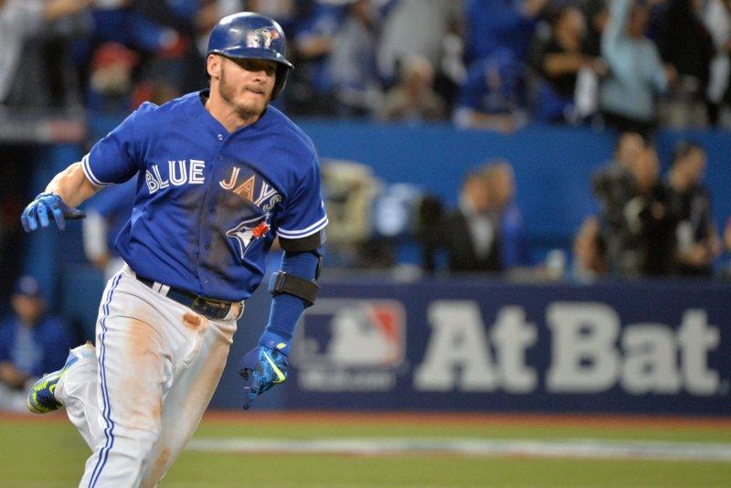new styles 87718 92538 Josh Donaldson's homer in 10th helps Toronto Blue Jays beat ...