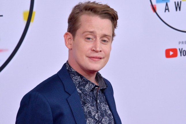 Macaulay Culkin recreates Home Alone in a new Google commercial. File Photo by Jim Ruymen/UPI