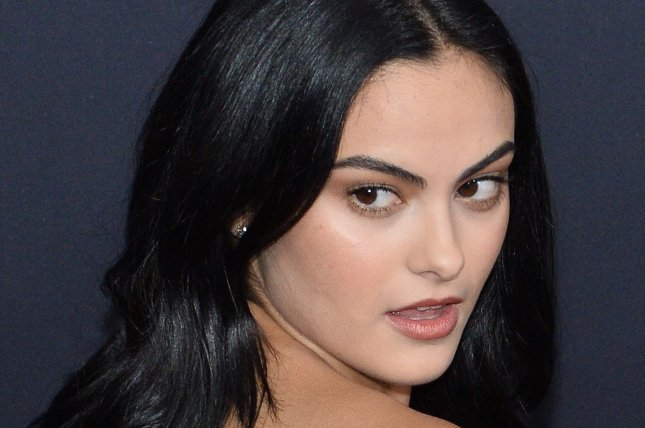 Camila Mendes plays Veronica Lodge on the CW series Riverdale. File Photo by Jim Ruymen/UPI