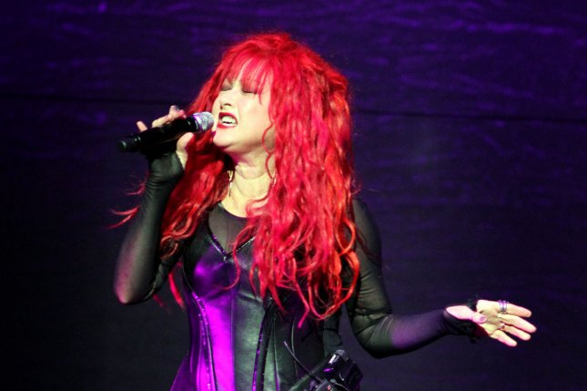 Cyndi Lauper wil be inducted in the Songwriters Hall of Fame in 2015. File photo by Michael Bush