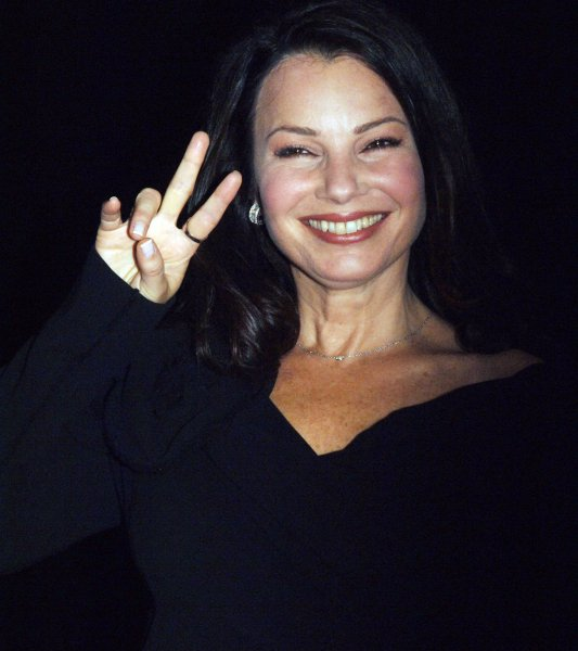Actress Fran Drescher attends the Rosie's For All Kids Foundation gala held in New York on November 24, 2008. (UPI Photo/Ezio Petersen)