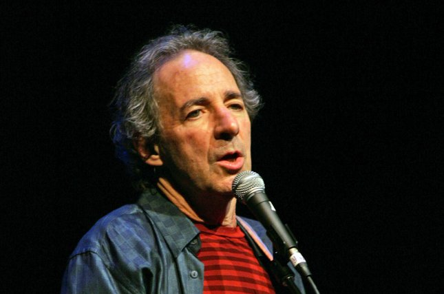 Harry Shearer performs with Spinal Tap on the Unwigged and Unplugged tour in Miami Beach on May 5, 2009. Photo by Michael Bush