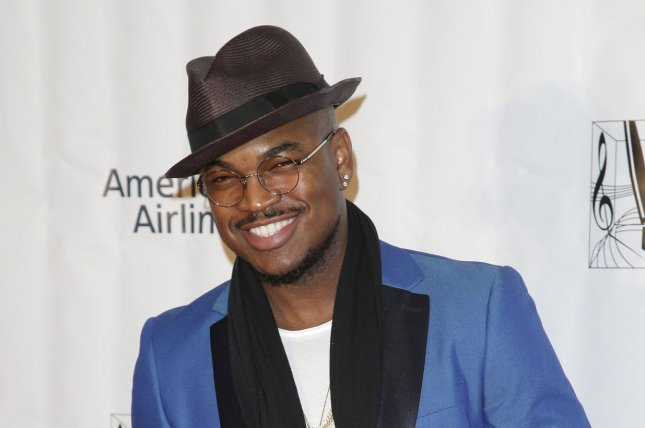 Ne-Yo at the Songwriters Hall of Fame induction ceremony on June 18, 2015. The singer stars as the Tin Man in his first 'The Wiz Live!' photo. File Photo by John Angelillo/UPI