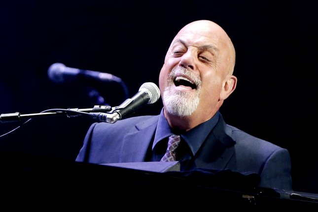 Billy Joel performs at Madison Square Garden in New York City on August 7, 2014. Billy Joel announced at a New York press conference in 2013 that he will play Madison Square Garden once a month for the indefinite future. File Photo by John Angelillo/UPI