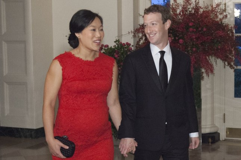 Mark Zuckerberg, Priscilla Chan welcome second daughter