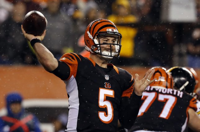 AJ McCarron finds new National Football League home, has chance to become a starter