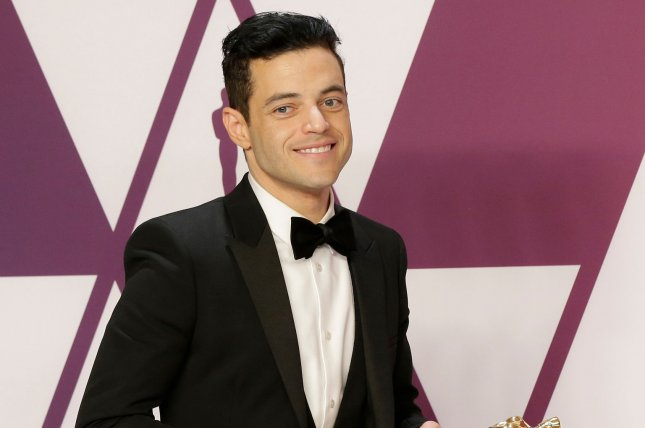 Rami Malek is reportedly in final talks for the new James Bond movie Bond 25. File Photo by John Angelillo/UPI