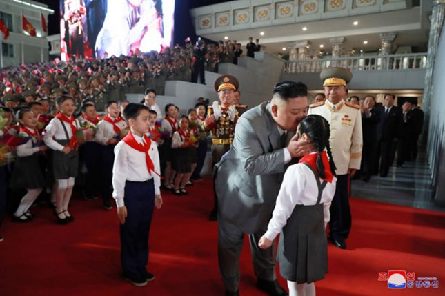 """Kim Jong Un has condemned the rise of """"anti-socialist"""" and """"non-socialist"""" elements in North Korea amid evidence that outside information and media continue to reach the population. File Photo by KCNA/UPI"""