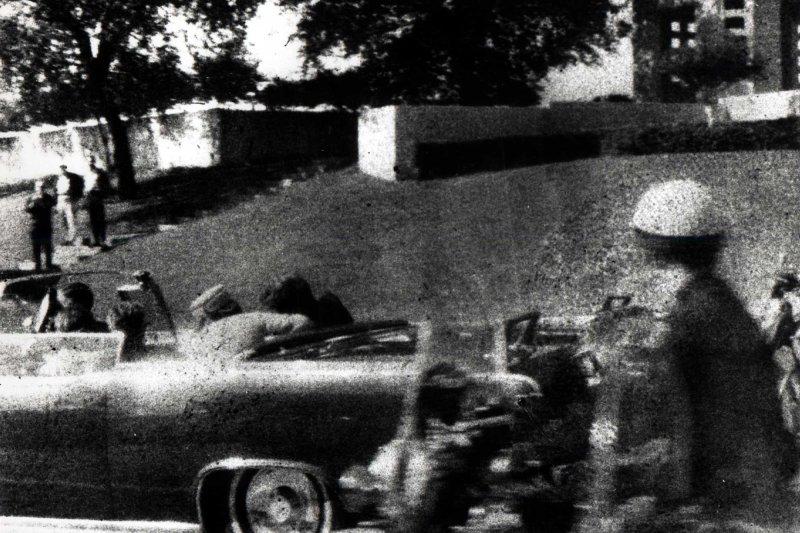 JFK X reappears on Elm Street in Dallas