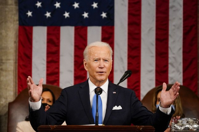 In a reversal Monday, President Joe Biden announced his administration will raise the refugee admissions cap to 62,500 for the fiscal year 2021 and 125,000 in 2022. Pool photo by Melina Mara/UPI