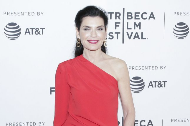 Julianna Margulies will appear in The Morning Show Season 2. File Photo by John Angelillo/UPI