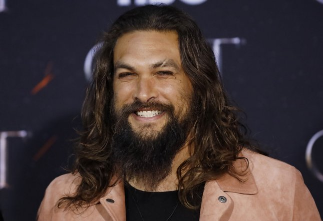 Jason Momoa is getting a star on the Hollywood Walk of Fame next year. File Photo by John Angelillo/UPI
