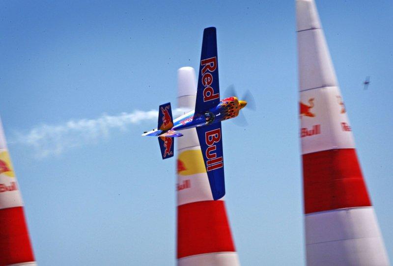 Red Bull Air Race World Series in Perth Australia on November 4, 2007. (UPI Photo/Joerg Mitter/ARPA Handout)