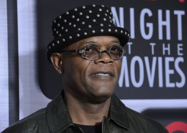 Samuel L. Jackson attends the AFI Night at the Movies held at the Arclight Theatre in the Hollywood section of Los Angeles on April 24, 2013. UPI/Phil McCarten
