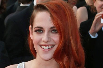 Kristen Stewart arrives on the red carpet before the screening of the film Clouds of Sils Maria during the 67th annual Cannes International Film Festival in Cannes, France on May 23, 2014. UPI/David Silpa