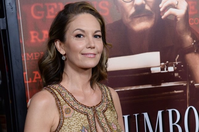Cast member Diane Lane attends the premiere of the motion picture biographical drama Trumbo at the Academy of Motion Picture Arts & Sciences in Beverly Hills on Oct. 27, 2015. Photo by Jim Ruymen/UPI