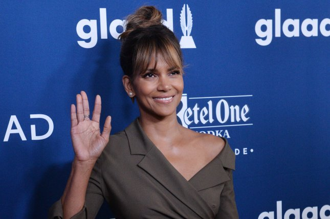 Halle Berry is set to star in John Wick: Chapter 3 alongside Anjelica Huston and series star Keanu Reeves. File Photo by Jim Ruymen/UPI
