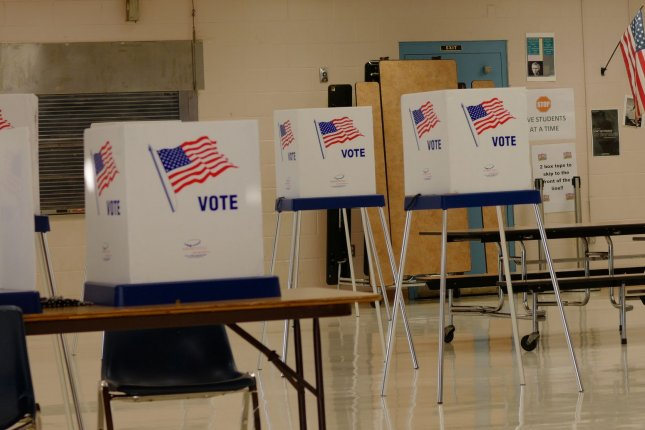 A report by the Palast Investigative Fund found that Georgia wrongfully purged 198,351 voters from its registration database in 2019 on the grounds that they had moved from their registration address when they had not.Photo by Gary I Rothstein/UPI