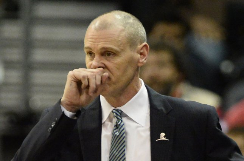 Dallas Mavericks head coach Rick Carlisle. Photo by David Tulis/UPI