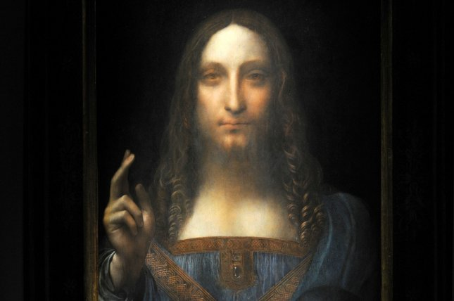 da vinci painting sells for world record 450 million at