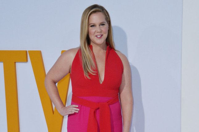 Amy Schumer signed a first-look deal with Hulu and will star in, write, direct and executive produce the new series Love, Beth. File Photo by Jim Ruymen/UPI