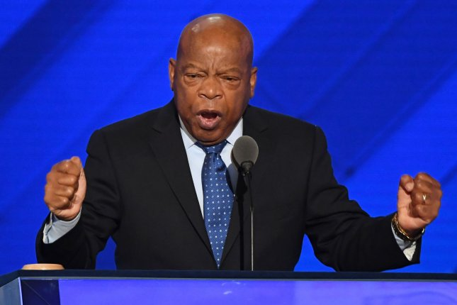 John Lewis: Celebrating a Hero is to air on CBS on Tuesday. File Photo by Pat Benic/UPI