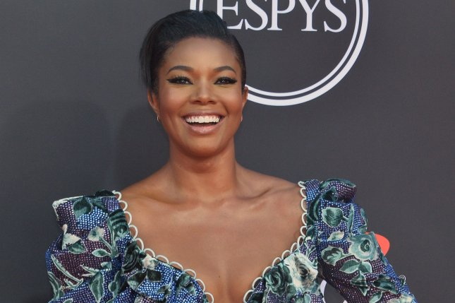 Gabrielle Union said her photo shoot for Women's Health magazine was a standout experience. File Photo by Jim Ruymen/UPI