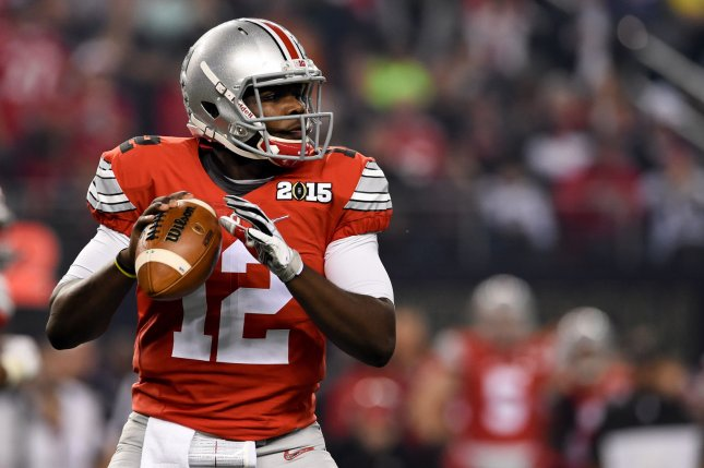 best loved e4eac 9ef92 Ohio State: Cardale Jones coming along for No. 1 Buckeyes ...