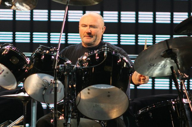 Phil Collins of Genesis performs in concert in San Jose on October 9, 2007. File Photo by Daniel Gluskoter/UPI