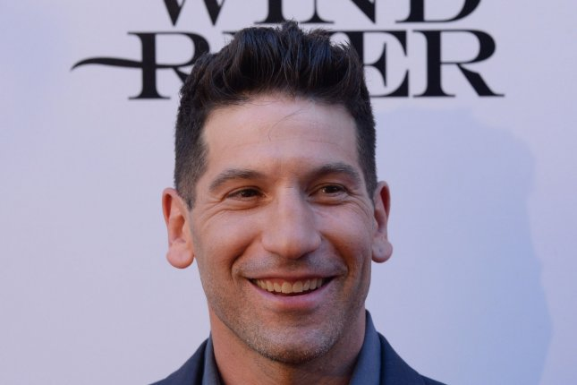 Cast member Jon Bernthal attends the premiere of Wind River in Los Angeles on July 26. Bernthal can now be seen in the film Pilgrimage. File Photo by Jim Ruymen/UPI