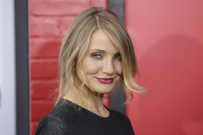 Cameron Diaz attend the New York premiere of Annie on December 7, 2014. Benji Madden and Gwyneth Paltrow dedicated sweet posts to the actress on her 45th birthday Wednesday. File Photo by John Angelillo/UPI