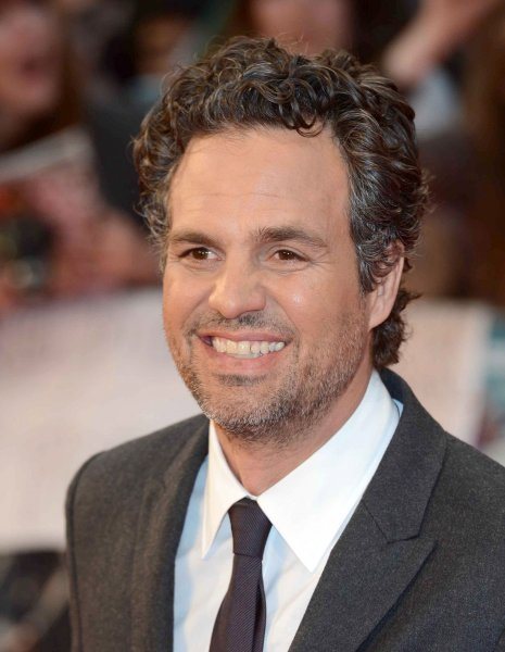 American actor, director, producer and screenwriter Mark Ruffalo attends The European Premiere of Marvel Avengers Assemble at Vue Westfield in London on April 19, 2012. UPI/Paul Treadway